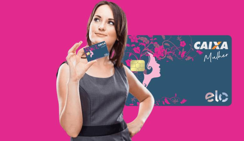 Cartão caixa elo flex mulher internacional: sem anuidade, elo flex e com programa de pontos