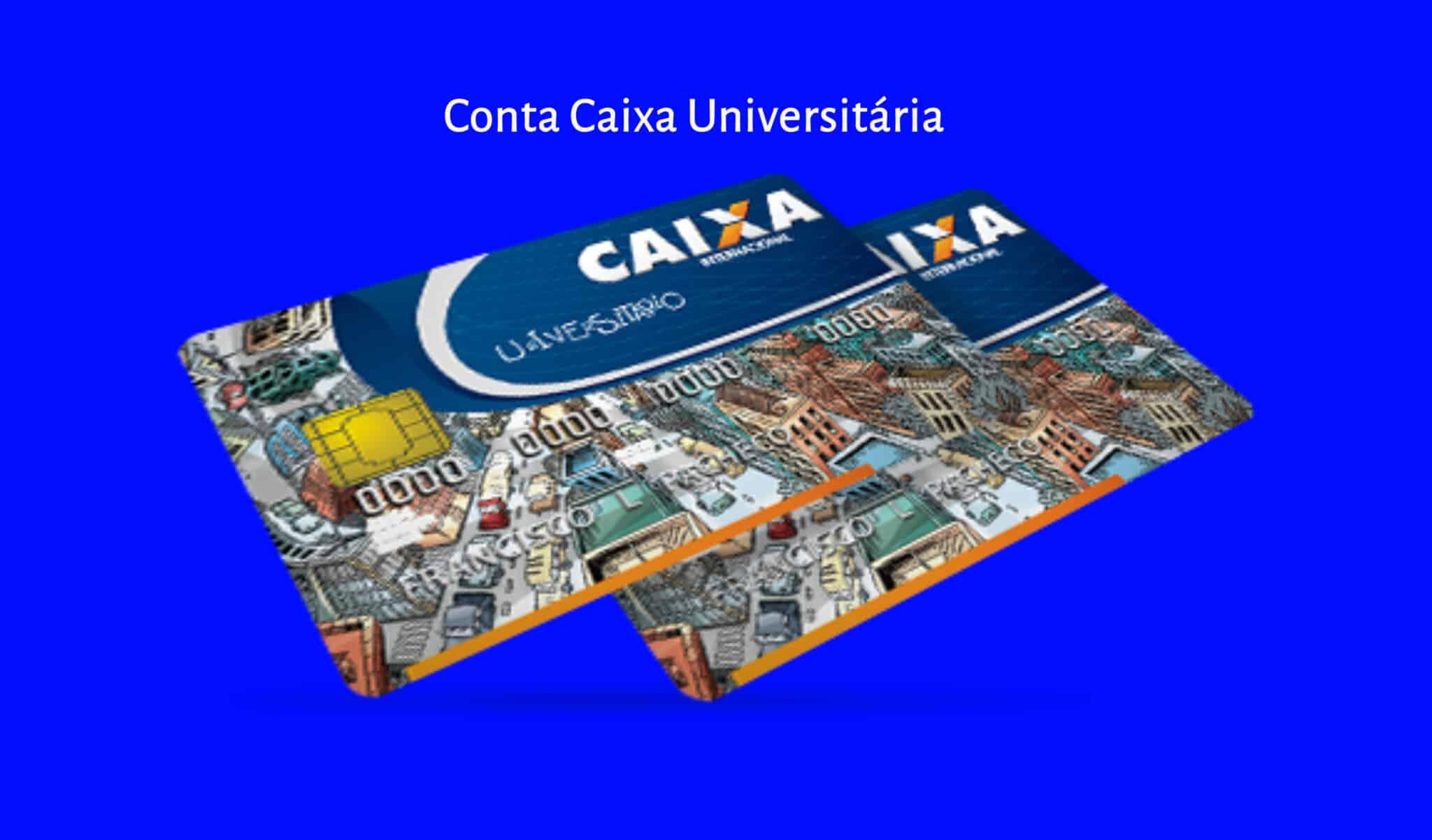 Cartão caixa universitário visa internacional: programa de pontos, anuidade gratuita e 100% seguro