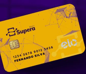 Cartão supera: sem anuidade, sem renda mínima e disponível para negativados; saiba mais!