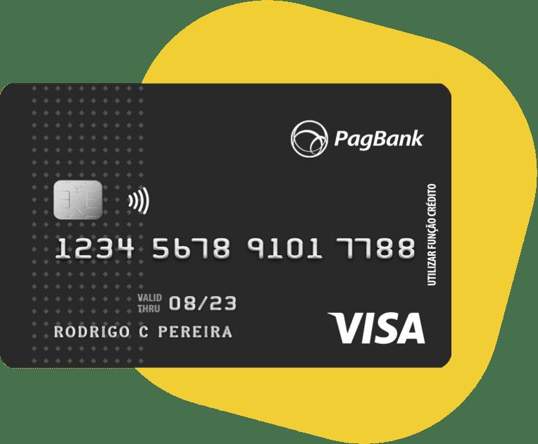 Cartão de crédito pagbank: sem anuidade e taxas de manutenção