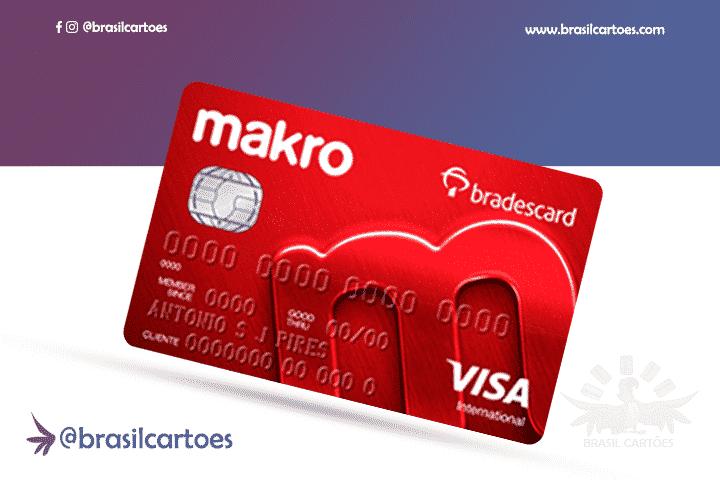 Cartão makro visa internacional: veja como abrir sua conta e solicitar o seu cartão!