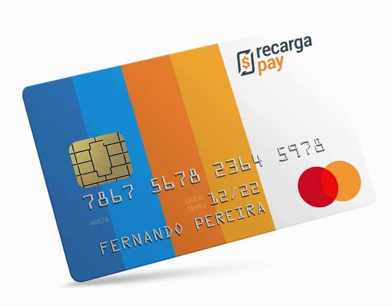 Cartão pré-pago recargapay: sem anuidade, sem consulta e com programa de cashback