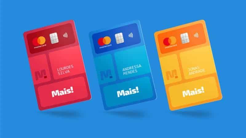 Saiba como e por onde você deve solicitar o cartão de crédito do banco mais!