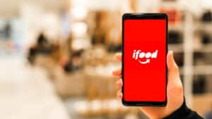 Veja pagar com pix no aplicativo de delivery!