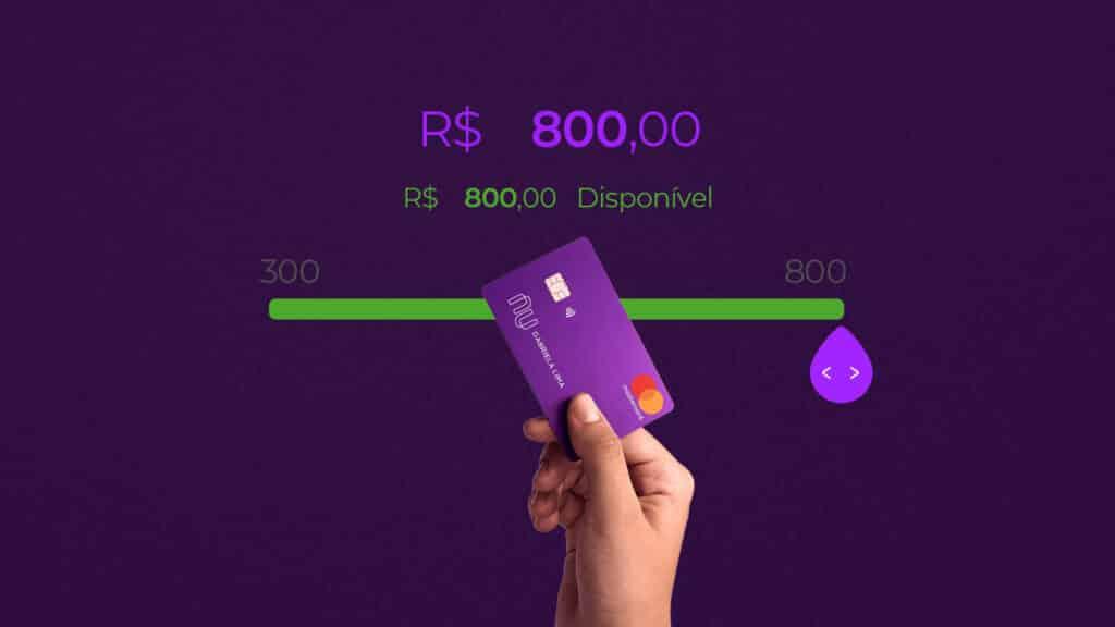 Nubank: instituição anuncia opção de adicionar limite no cartão de crédito; saiba mais!