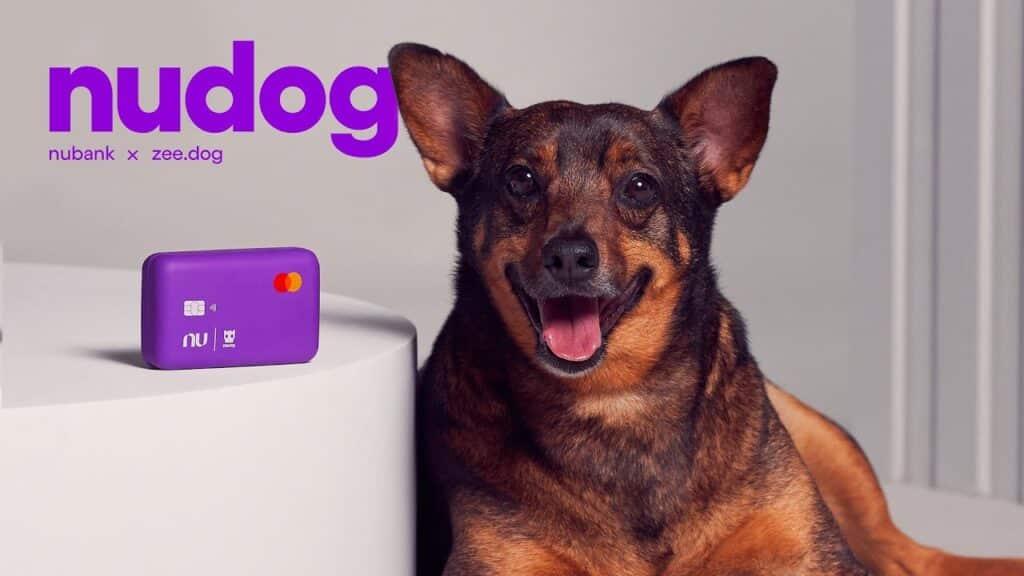 Nudog: nubank e zee.dog lançam brinquedo para cachorros