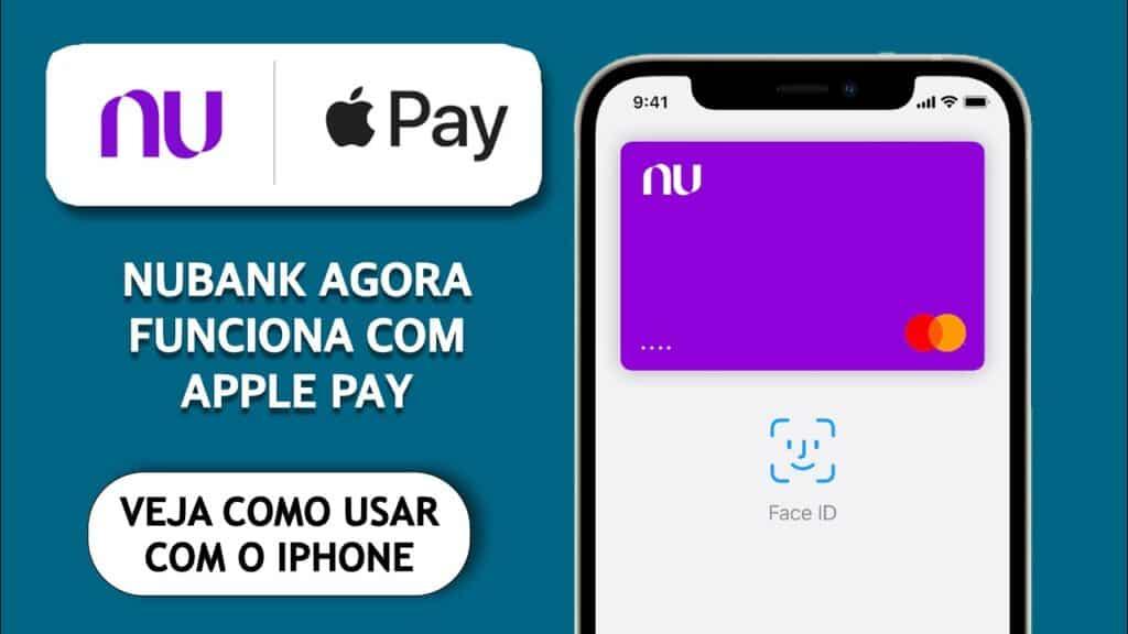 Nubank e apple pay: como pagar usando a carteira digital: