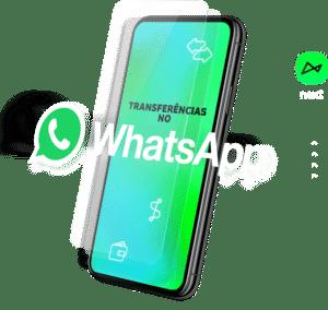 Saiba como pagar pelo whatsapp com sua conta digital next