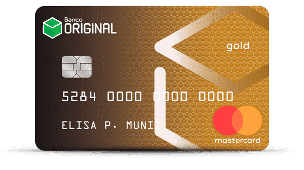 Cartão original gold: saiba tudo sobre esta opção ofertada pelo banco original