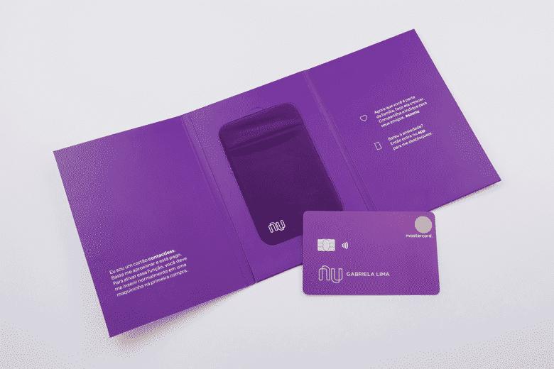 Cartão nubank platinum: sem anuidade, nubank rewards e mastercard surpreenda