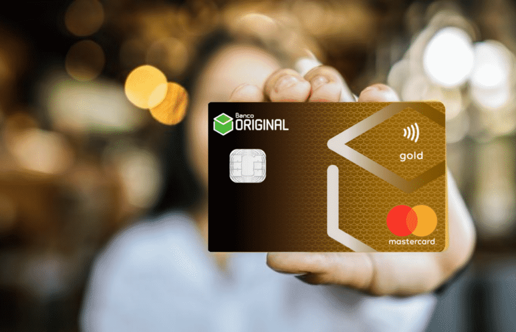 Como solicitar cartão original gold