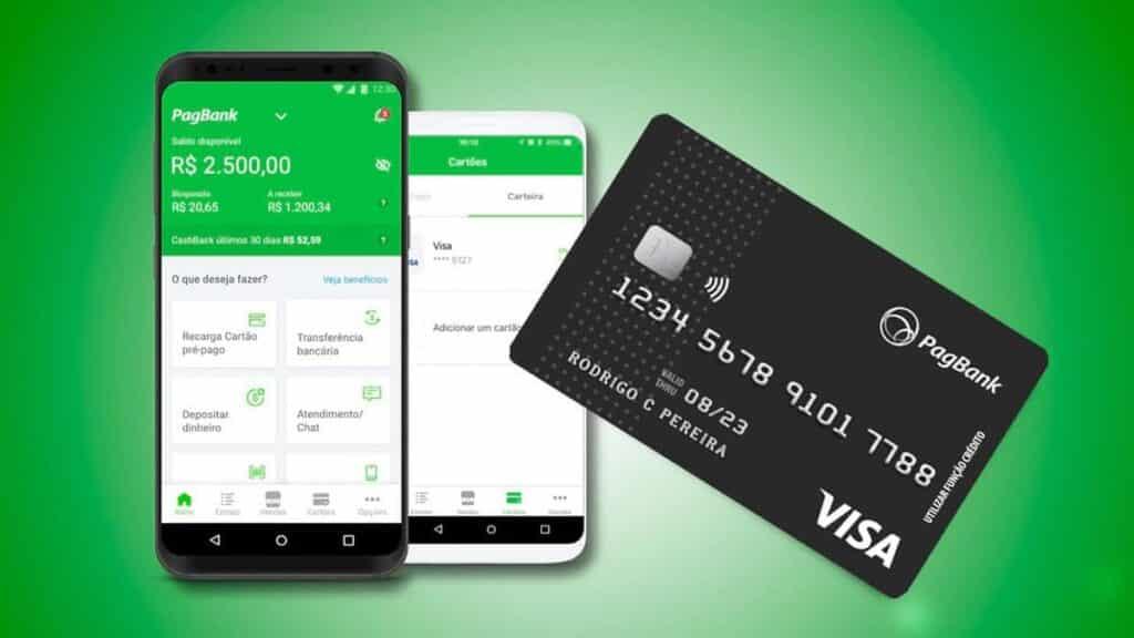 Cartão de crédito pagbank: solicitação e canais de atendimento